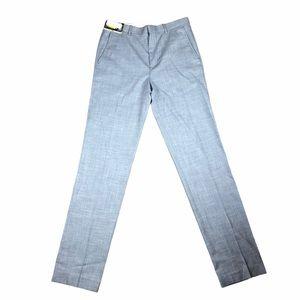 Men's J. Ferrar super slim gray pant